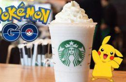 Pokemon Go y Sturbucks