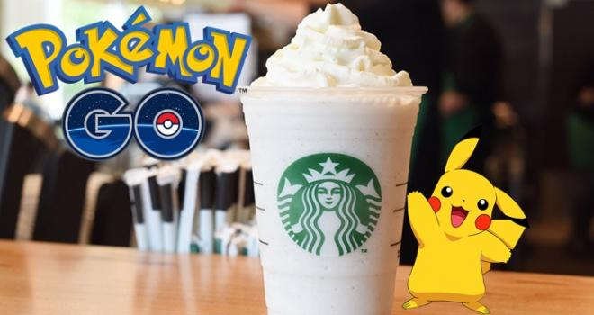 Pokemon Go y Sturbucks