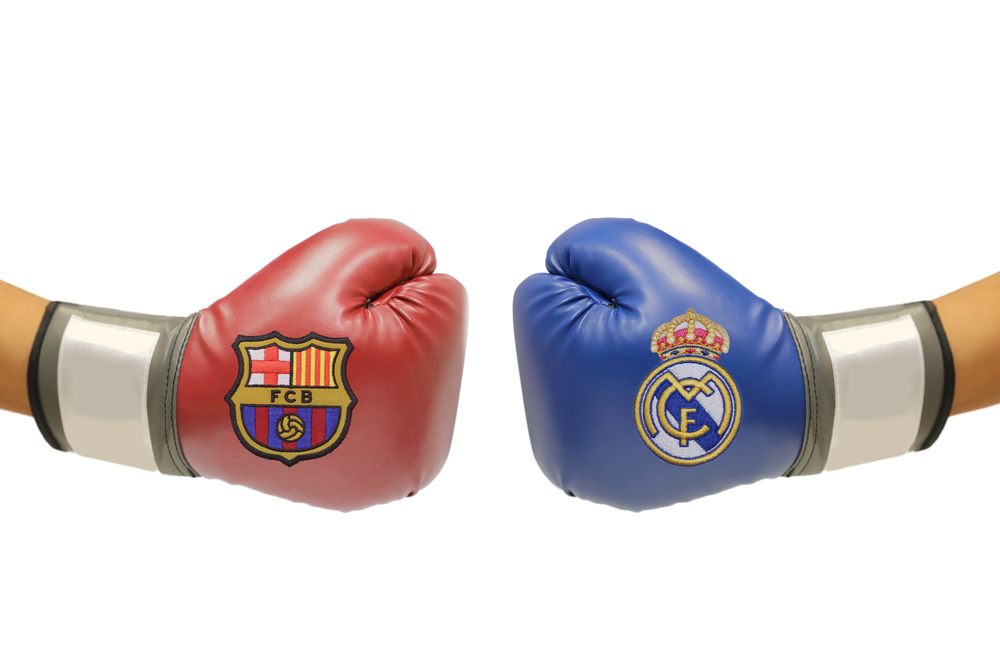 FC Barcelona  VS Real Madrid CF