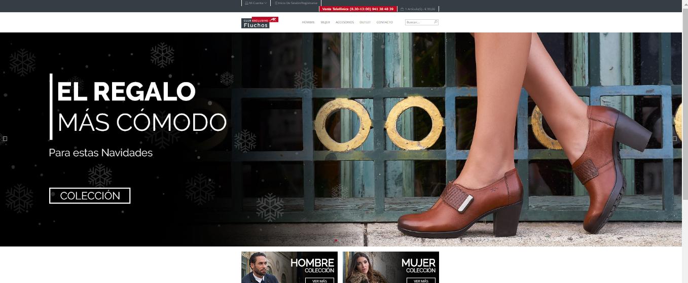 f8d08718032 Tienda online Fluchos: opiniones y valoración - Marketing4eCommerce