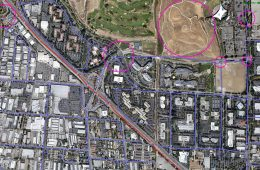 encontrar aparcamientos libres google maps