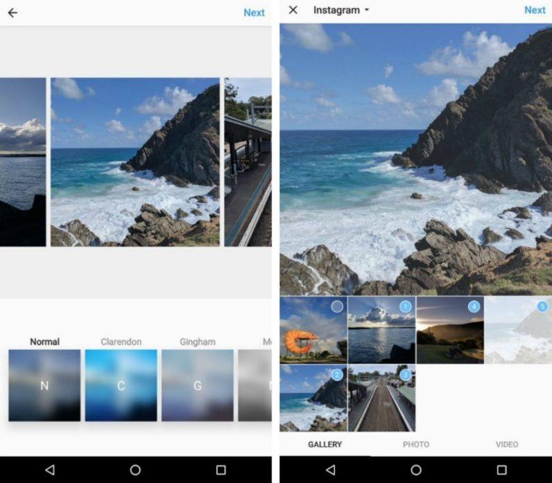albumes de fotos en instagram interior1