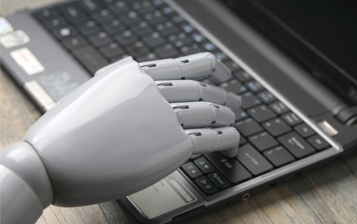 Tráfico de internet de bots