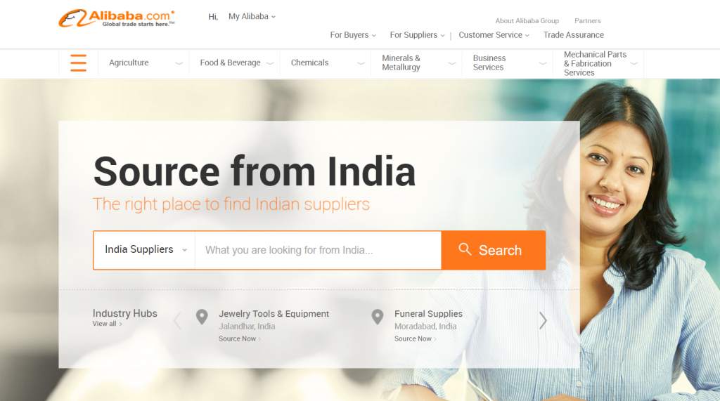 eCommerce  Indio
