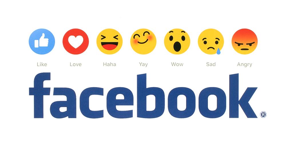 Facebook prioriza las reacciones