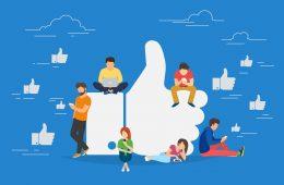 marcas en facebook