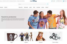 shopdisney tienda disney online
