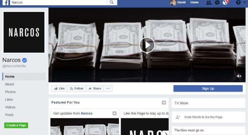 Las páginas muestran vídeo en las portadas de Facebook