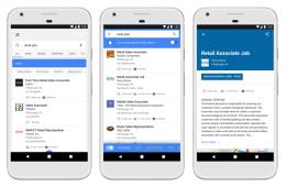 Cómo funciona el nuevo buscador de trabajo de Google