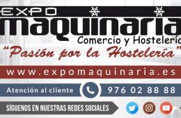 Expomaquinaria, empresa de maquinaria para hostelería