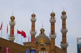 provincia de Xinjiang, control comunicaciones.