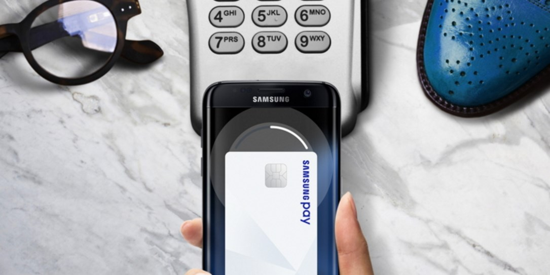 Ya puedes pagar con el móvil en El Corte Inglés mediante Samsung Pay