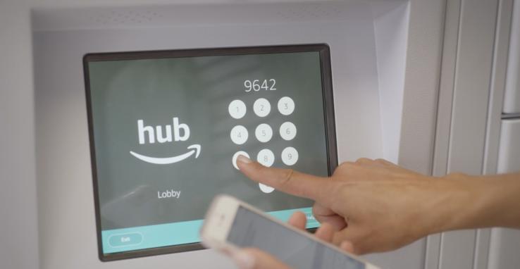 The Hub Amazon