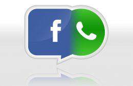Facebook y WhatsApp empiezan a compartir datos