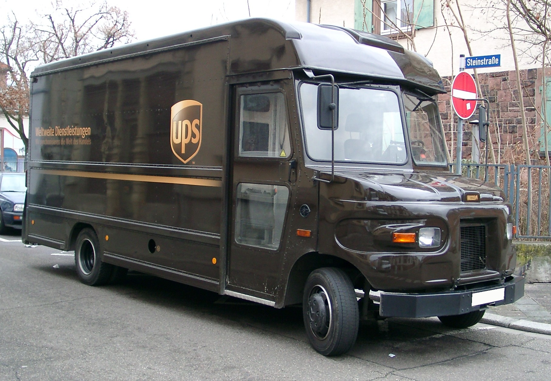 Historia de UPS