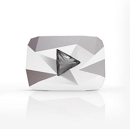 boton diamante youtube