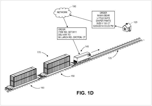 nueva patente de Amazon 2