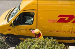 La red de paquetería de DHL se extiende en Europa a cuatro nuevos países