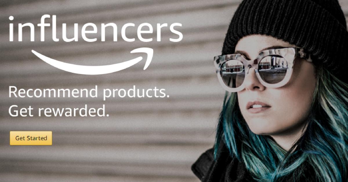 Amazon abre su programa de afiliados a influencers de YouTube