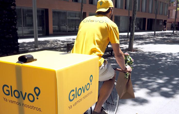 Glovo se alía con Cabify para entrar en el mercado Latinoamericano