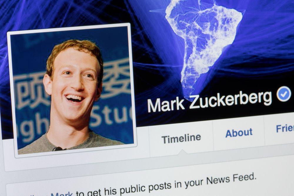 Mark Zuckerberg revolución digital