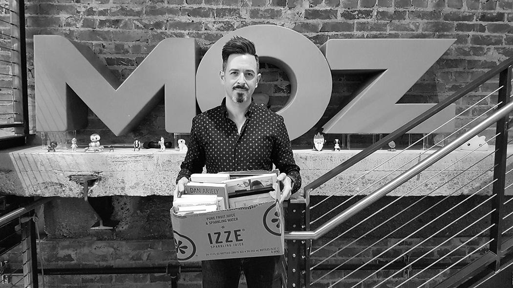 El CEO de Moz deja la compañía: la nueva vida de Rand Fishkin fuera del SEO