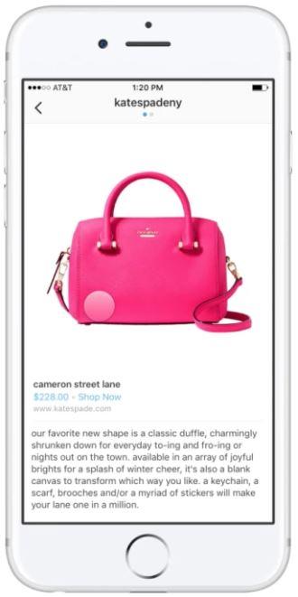 instagram shopping 2