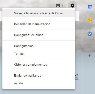 nuevo Gmail 2