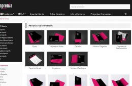 soloimprenta nueva web