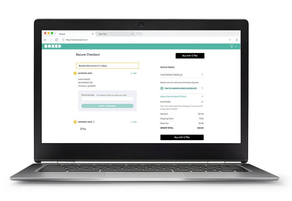 Google Pay lanza su versión de escritorio y para dispositivos iOS