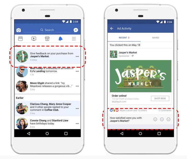 Facebook impedirá la publicidad de eCommerce que reciban malas opiniones de sus usuarios