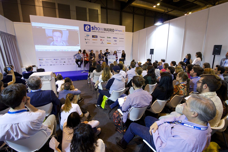 """El eShow Madrid 2018 se celebrará en septiembre bajo el concepto """"Madrid Digital Revolution"""""""