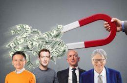 directivos más ricos del sector digital