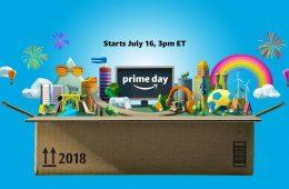 El Amazon Prime Day 2018 será los 16 y 17 de julio con más de un millón de ofertas y expectativas de récord