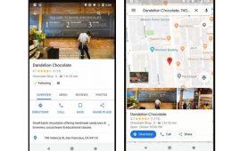 Google estrena un botón de follow a negocios locales desde Google Maps