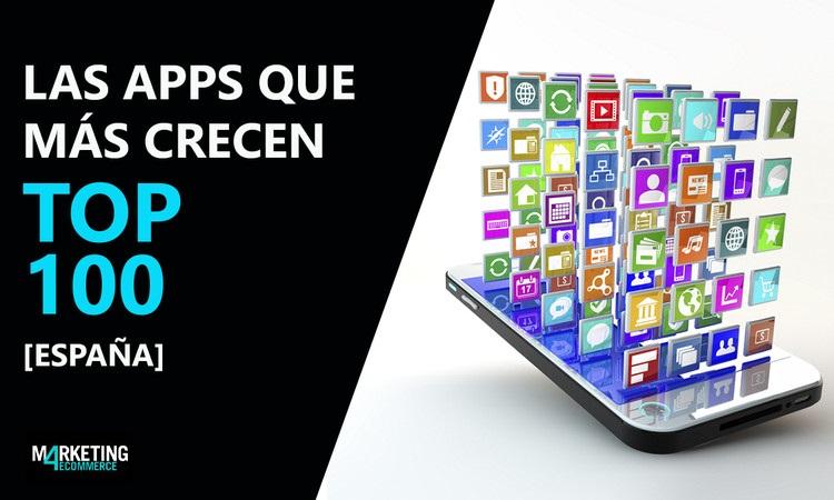 TOP 100 apps
