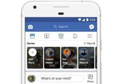 Las stories de Facebook cambian (otra vez) de diseño buscando igualar el éxito de Instagram