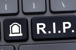 redes sociales cuando mueres