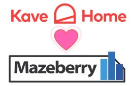 Flechazos Digital 1to1: Kave Home para Mazeberry