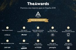 ganadores the awards