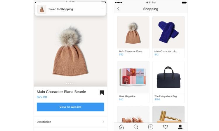 Instagram Shopping se renueva de cara a Navidad: así son sus tres nuevas formas de comprar
