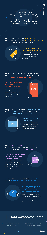 tendencias 2019 redes sociales