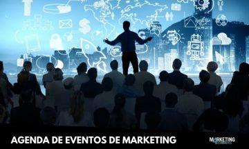 AGENDA EVENTOS DE MARKETING
