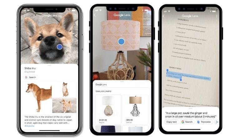 Google Lens evoluciona para dominar (también) la búsqueda visual en todo el mundo
