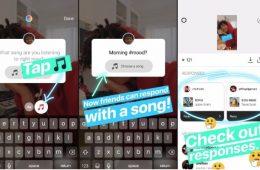 Ya puedes compartir música en Instagram a través de este nuevo sticker