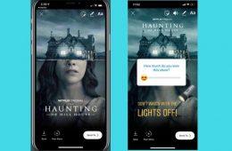 Tus series de Netflix en Instagram Stories: la plataforma de streaming se hace más social