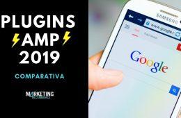 Comparativa de plugins amp 2019