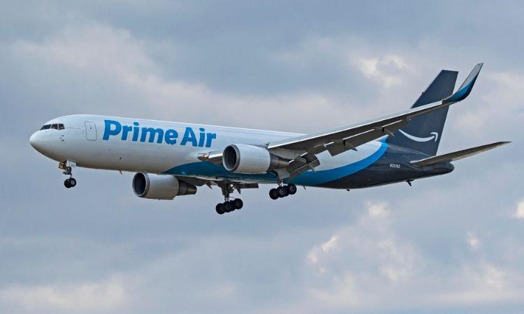 Amazon confirma que se considera un operador logístico más