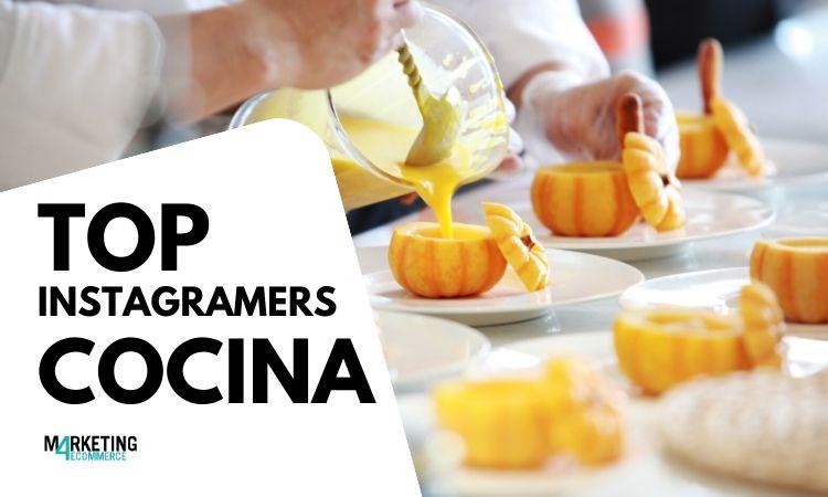 Top Instagramers De Cocina Españoles Con Más Seguidores