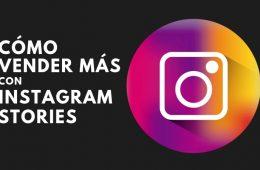 vender en instagram stories